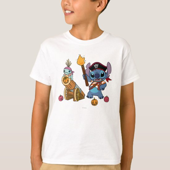 Stitch the Pirate T-Shirt