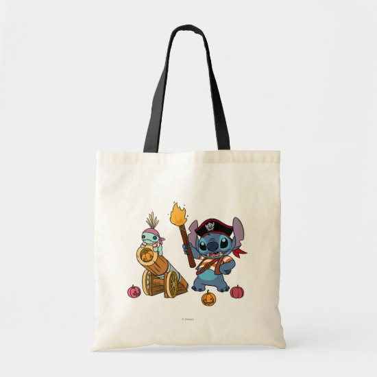 Stitch the Pirate Tote Bag