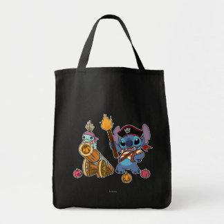 Stitch the Pirate Tote Bag