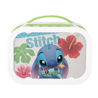 Stitch Yubo Lunchbox