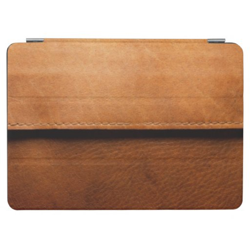 Stitched (Faux) Leather iPad Air Cover