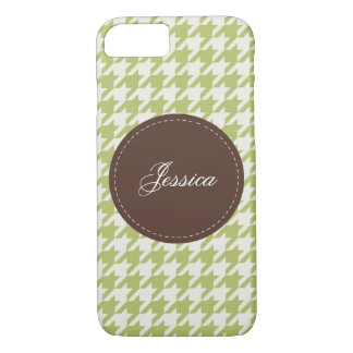 Stitched Houndstooth iPhone 8/7 Case