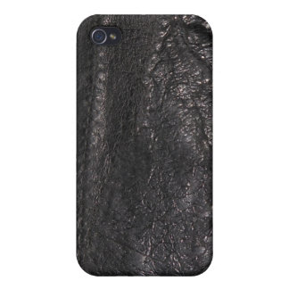 Stitched Leather-look Texture iPhone Speck Case Case For iPhone 4