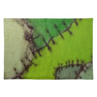 stitched place mats