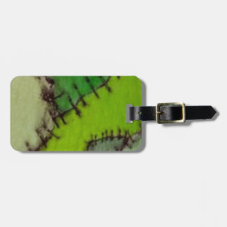 stitched travel bag tags
