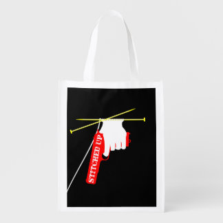 Stitched Up Grocery Bags
