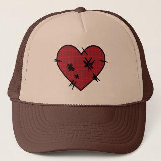 Stitched Up Heart Trucker Hat