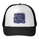 Stitcher By Night Trucker Hat
