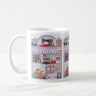 Stitcher's Sampler Coffee Mug
