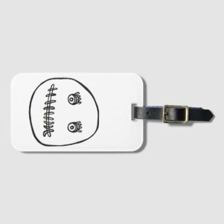 Stitches - Luggage Tag