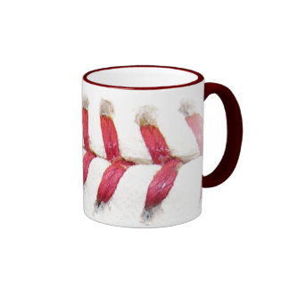 """""""Stitches"""" Mugs"""