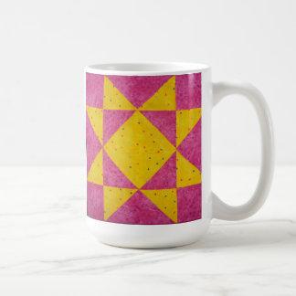 Stitchin/la taza de Quilter de la cocina