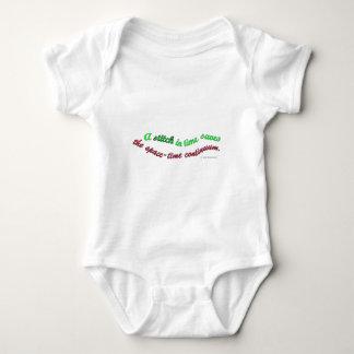 stitchInTime Body Para Bebé