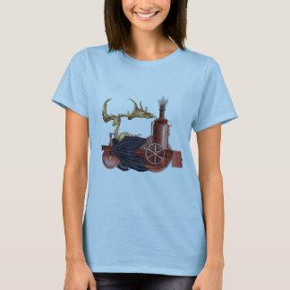 Stitchpunk Caribou t-shirt-light T-Shirt