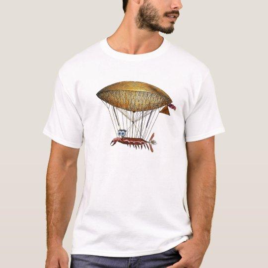 Stitchpunk Crab t-shirt-white T-Shirt