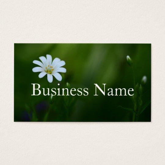 Stitchwort  Business Card