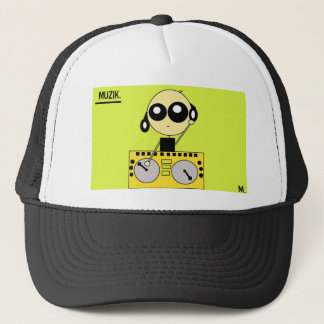 STIX: Muzik Trucker Hat