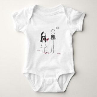 STIX - Overshare Baby Bodysuit