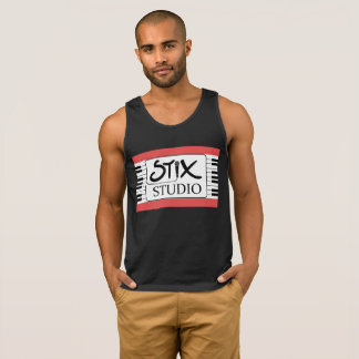 Stix Studio Men's Ultra Cotton Tank Top