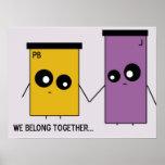 STIX: We belong Together Poster