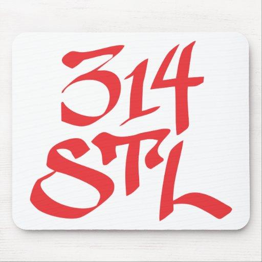 STL 314 TAPETES DE RATONES
