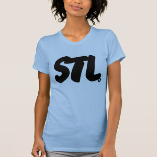 STL Letters T Shirt