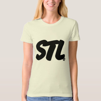 STL Letters Tee Shirt
