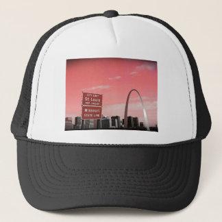 STL POP TRUCKER HAT