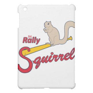 STL Rally Squirrel iPad Mini Case