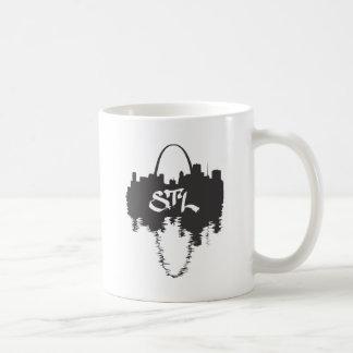 STL Silhouette Coffee Mugs