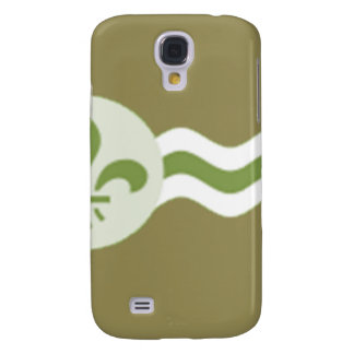 STL Subdued.png Samsung Galaxy S4 Cases
