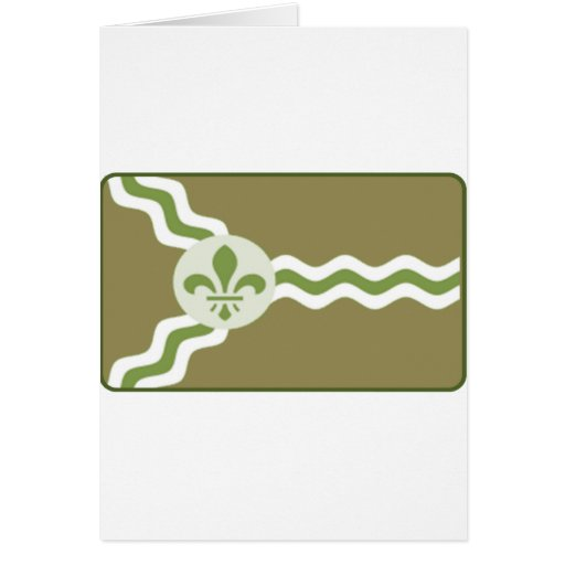 STL Subdued.png Greeting Card