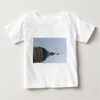 stlouis-capital-flag-halfmast.JPG Baby T-Shirt