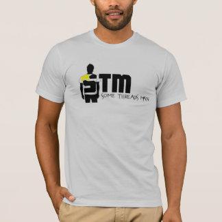 STM Design Front T`ee Logo T-Shirt