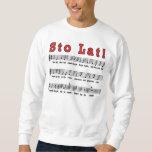 Sto Lat! Song Pullover Sweatshirt