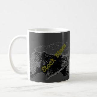 Stock Blues Classic White Coffee Mug