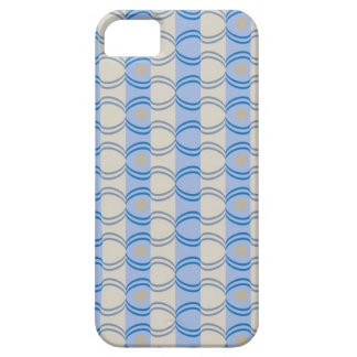 Stock Candystripe Blue Tan iPhone 5 Covers