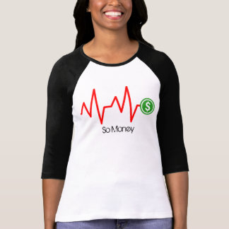 Stock Chart Dollar Sign Shirt