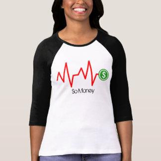 Stock Chart Dollar Sign T-Shirt