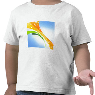 Stock colour backgrounds (8) tee shirts