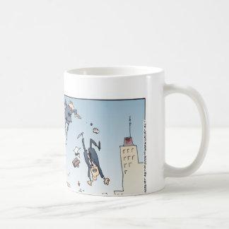 Stock Crash Opportunist Classic White Coffee Mug