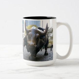 Stock Exchange Bull Mug