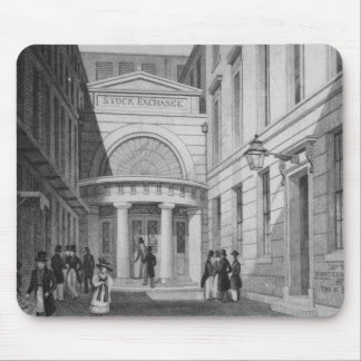 Stock Exchange, London, from 'Metropolitan Mouse Pad