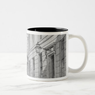 Stock Exchange, London, from 'Metropolitan Two-Tone Coffee Mug