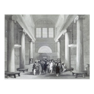 Stock Exchange Postcard