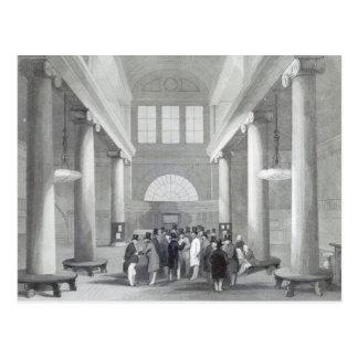 Stock Exchange Postcard
