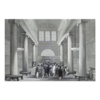 Stock Exchange Poster