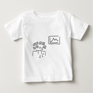 stock exchange stock broker fund manager baby T-Shirt