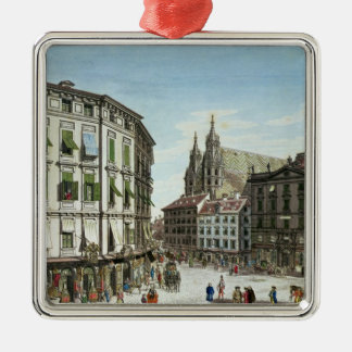 Stock-im-Eisen-Platz, with St. Stephan's Metal Ornament
