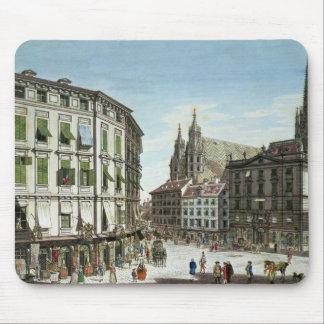 Stock-im-Eisen-Platz, with St. Stephan's Mouse Pad